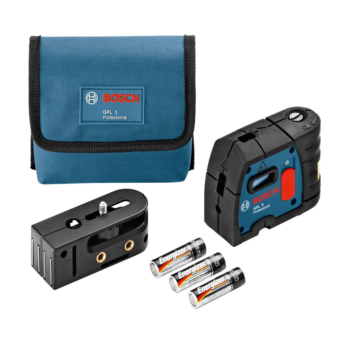 Bosch GPL 5 Self-Levelling 5 Point Laser