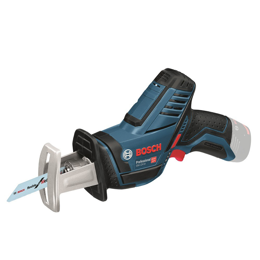 Bosch gsa 10 8 v li 12v 14 mini cordless reciprocating sabre saw body only powertool world - Bosch 10 8 v ...