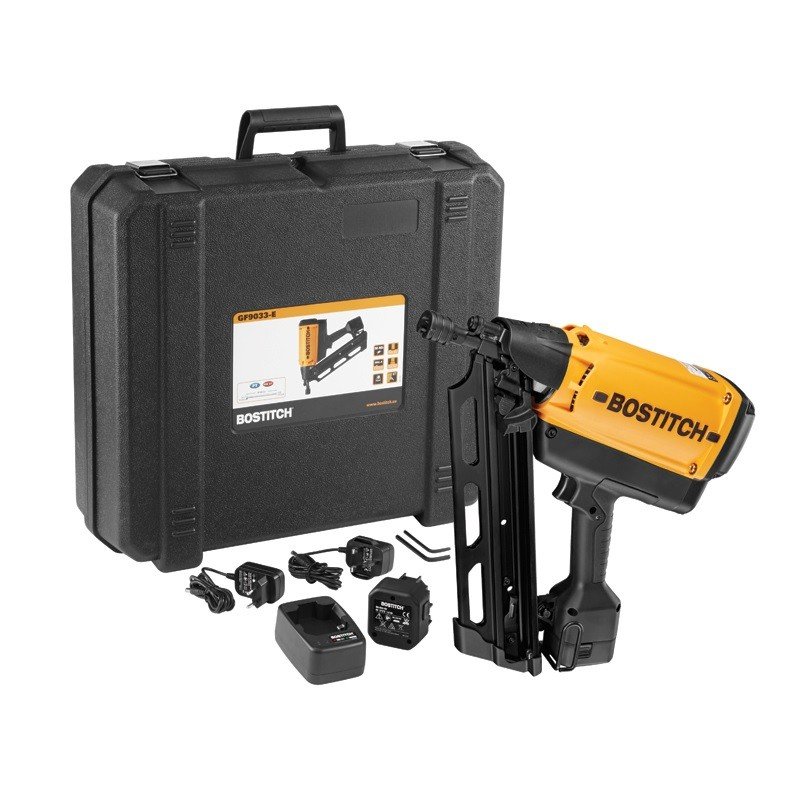 Bostitch GF9033-E Cordless Gas First Fix Framing Nailer | Powertool ...