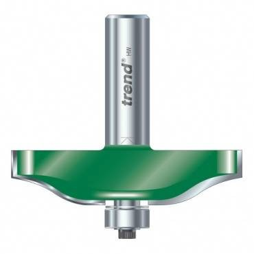Trend C169X1/2TC Bearing guided ogee panel 17.5mm rad.