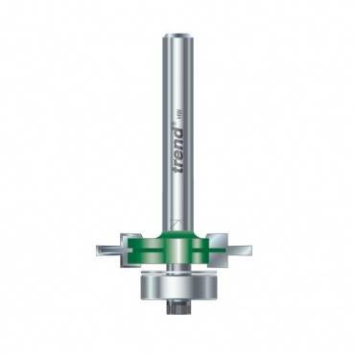 Trend C225X1/4TC Guided centre leg pile 2/7mm