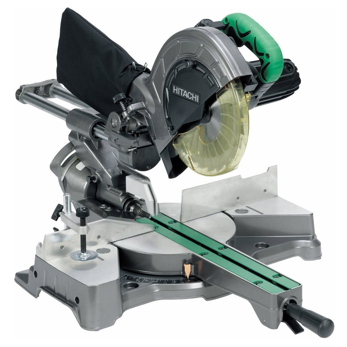 Hitachi C8FSE Slide Compound Mitre Saw 216mm 1050w