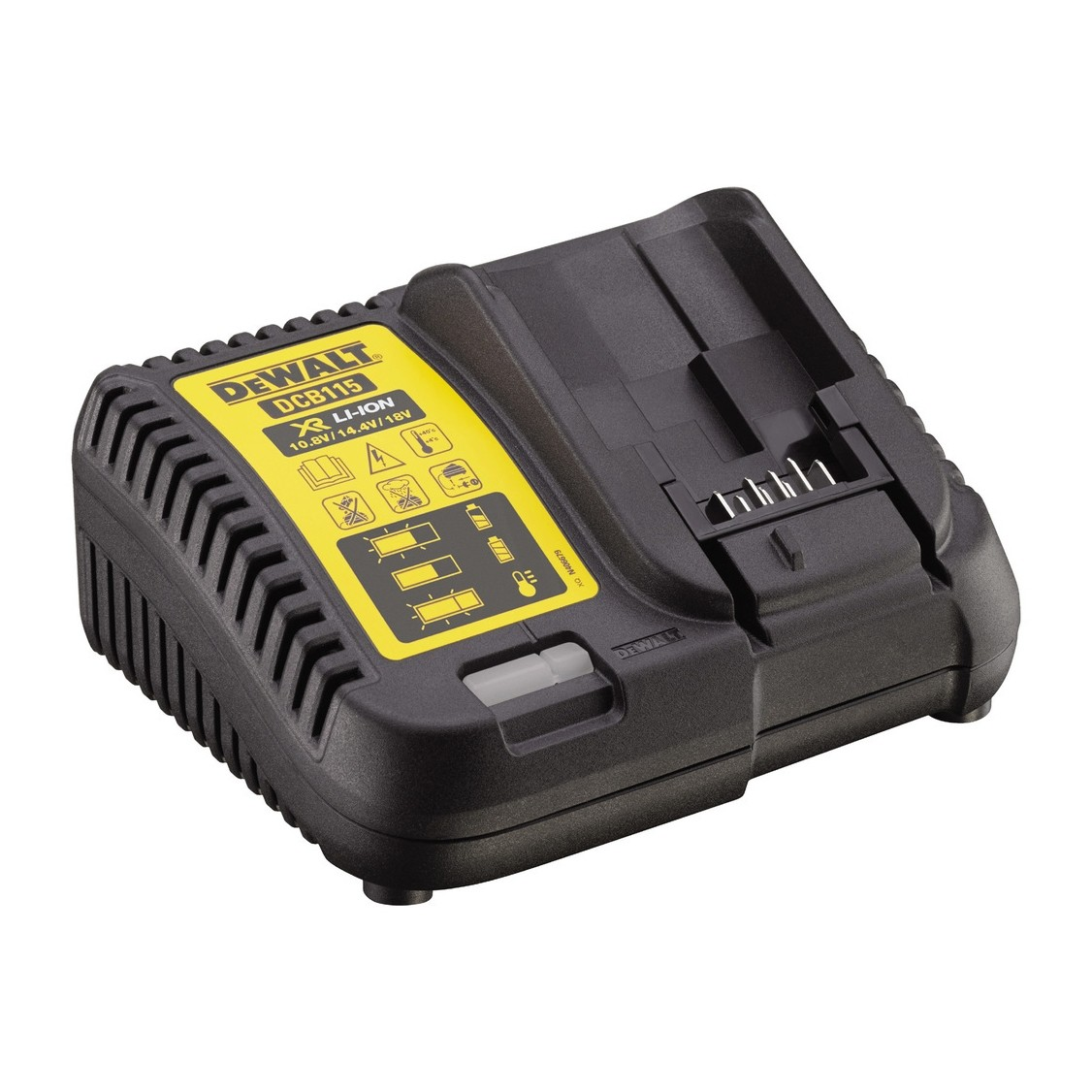 Dewalt Dcb115 Ultra Compact Battery Charger For 10 8v 14