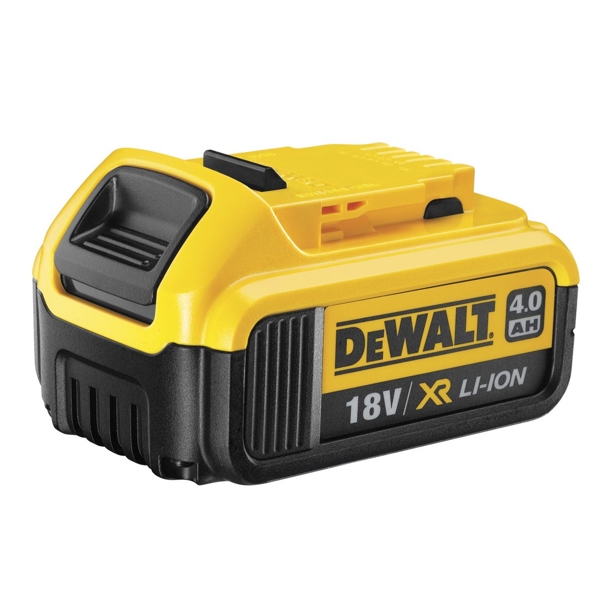 Dewalt Dcb182 18v Xr Slide 4 0ah Li Ion Battery