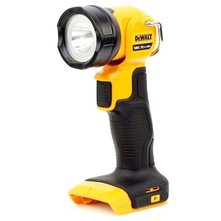 DeWalt DCL040 18v XR LED Pivot Light Body Only