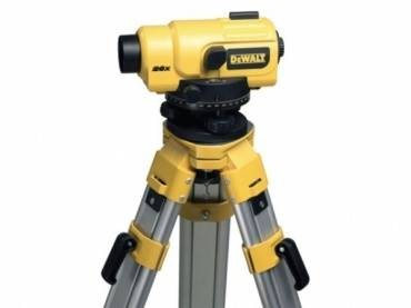 DeWalt DW096PK-XJ Laser Auto Level Kit