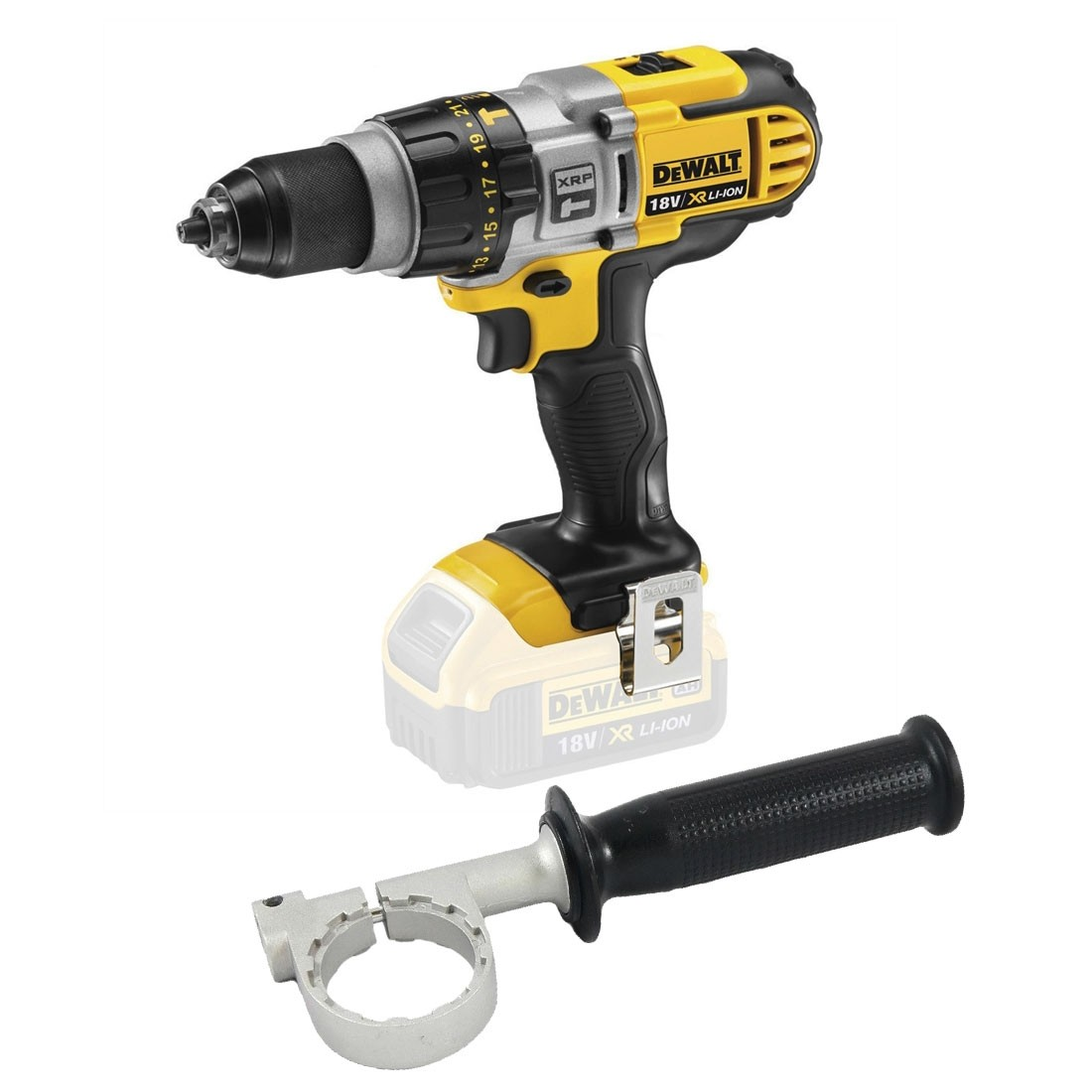 DeWalt DCD985N XRP Lithium-Ion 18v Combi Hammer Drill Body Only