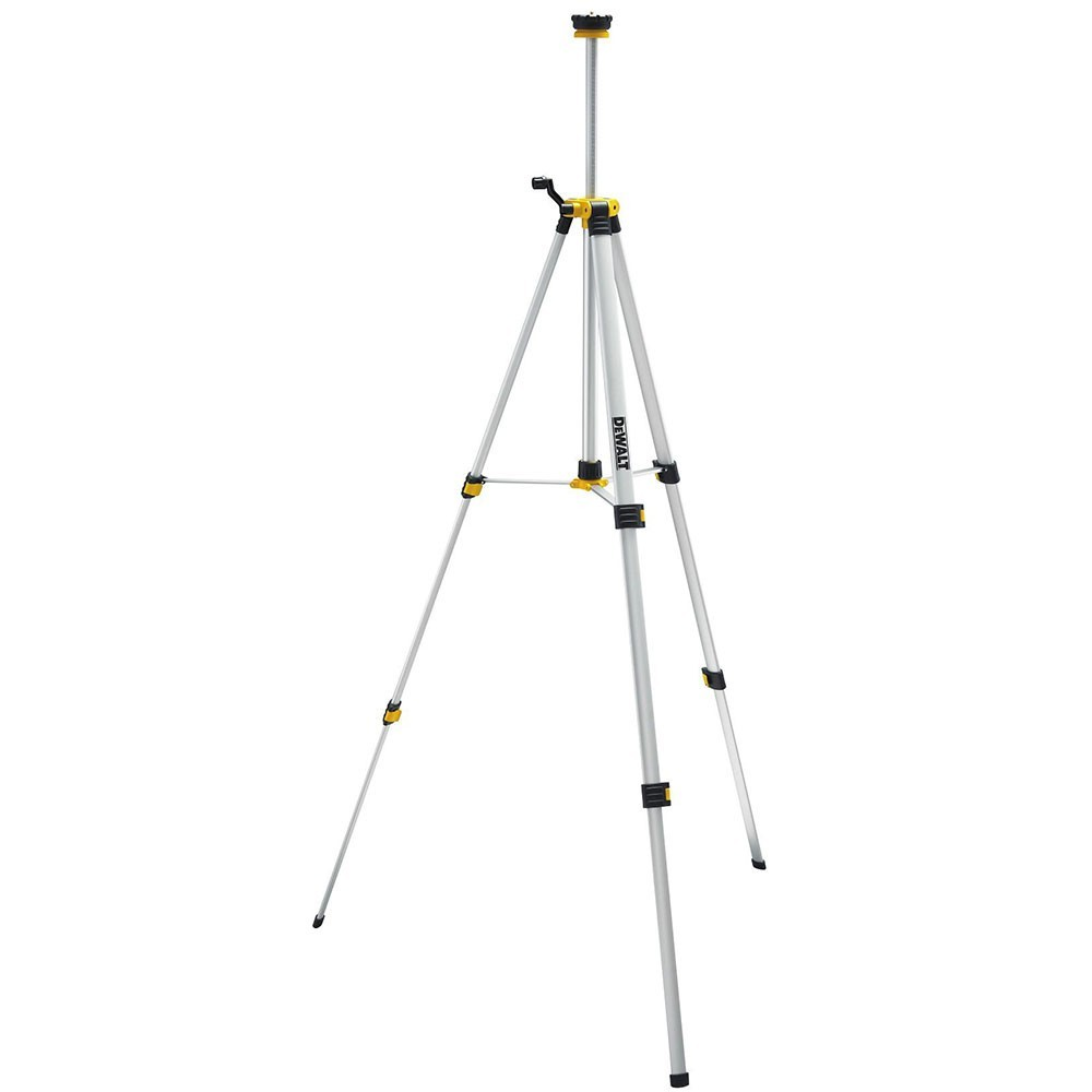 "DeWalt DE0881 Lightweight 1/4"" Thread Mini Tripod For DW088K"