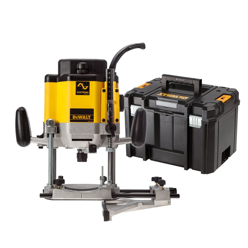 DeWalt DW625EKT Router 2000w in TSTAK Case 240v