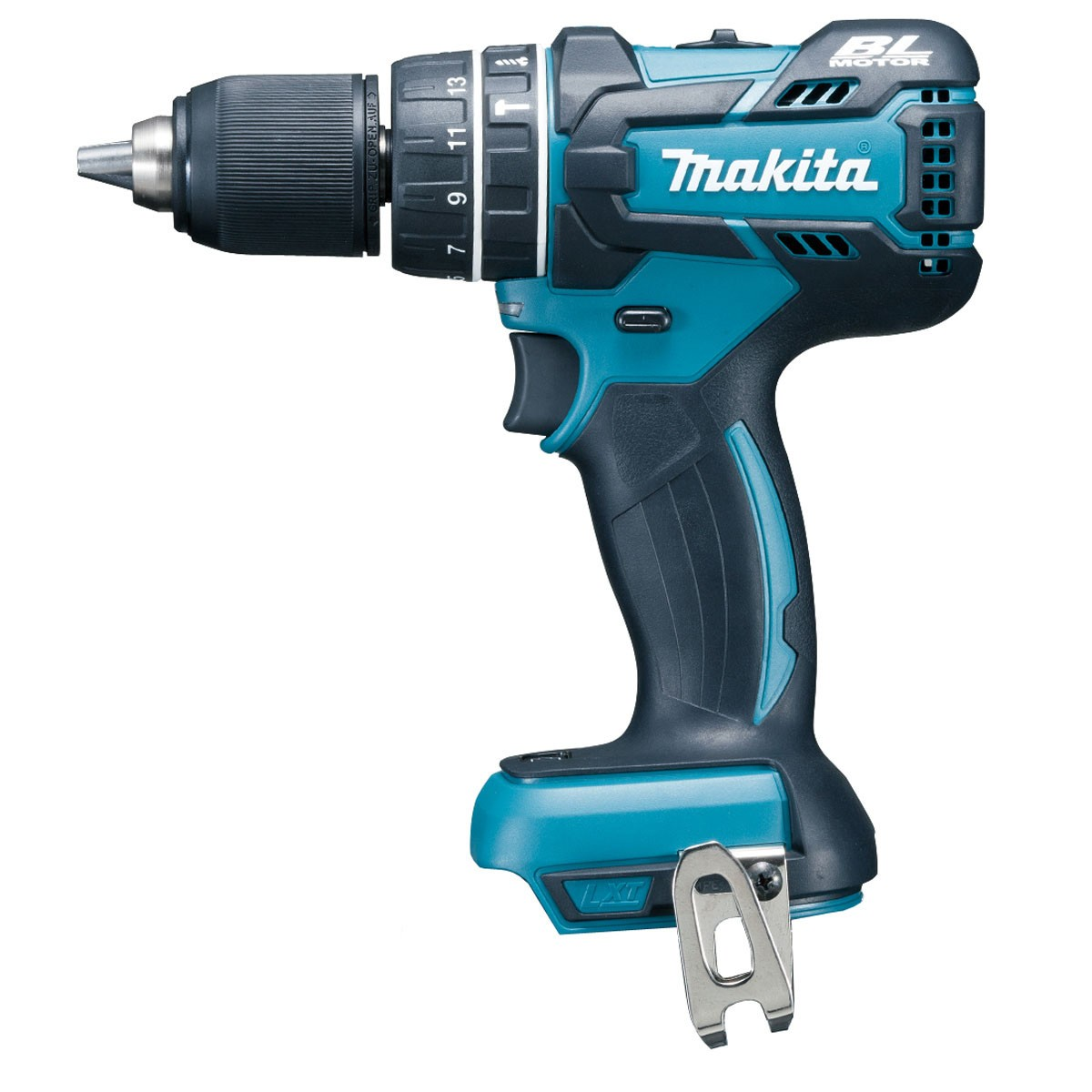 makita dhp480z 18v lxt brushless combi drill body only powertool world. Black Bedroom Furniture Sets. Home Design Ideas