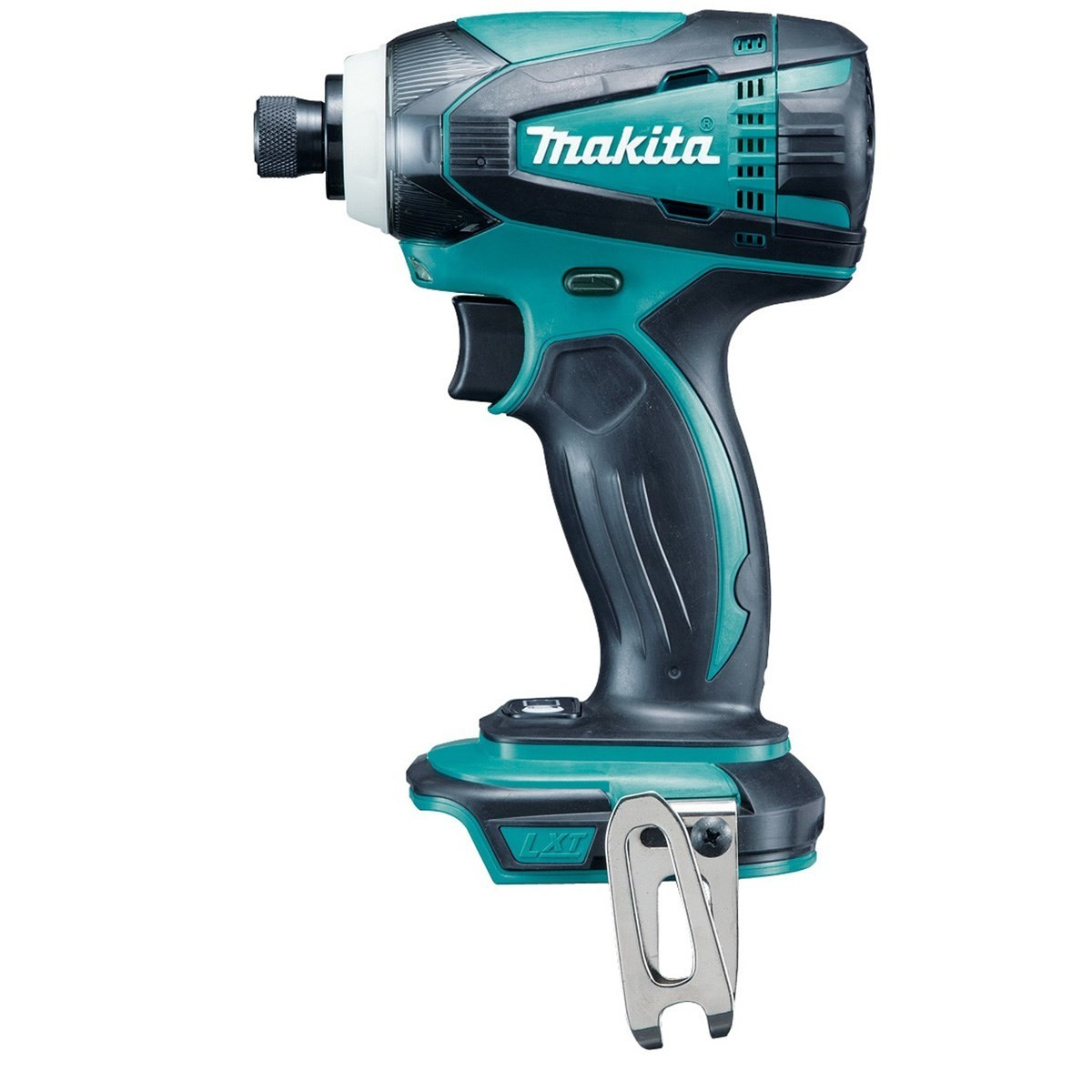 makita dtd146z lxt 18v li ion cordless impact driver body only powertool world. Black Bedroom Furniture Sets. Home Design Ideas
