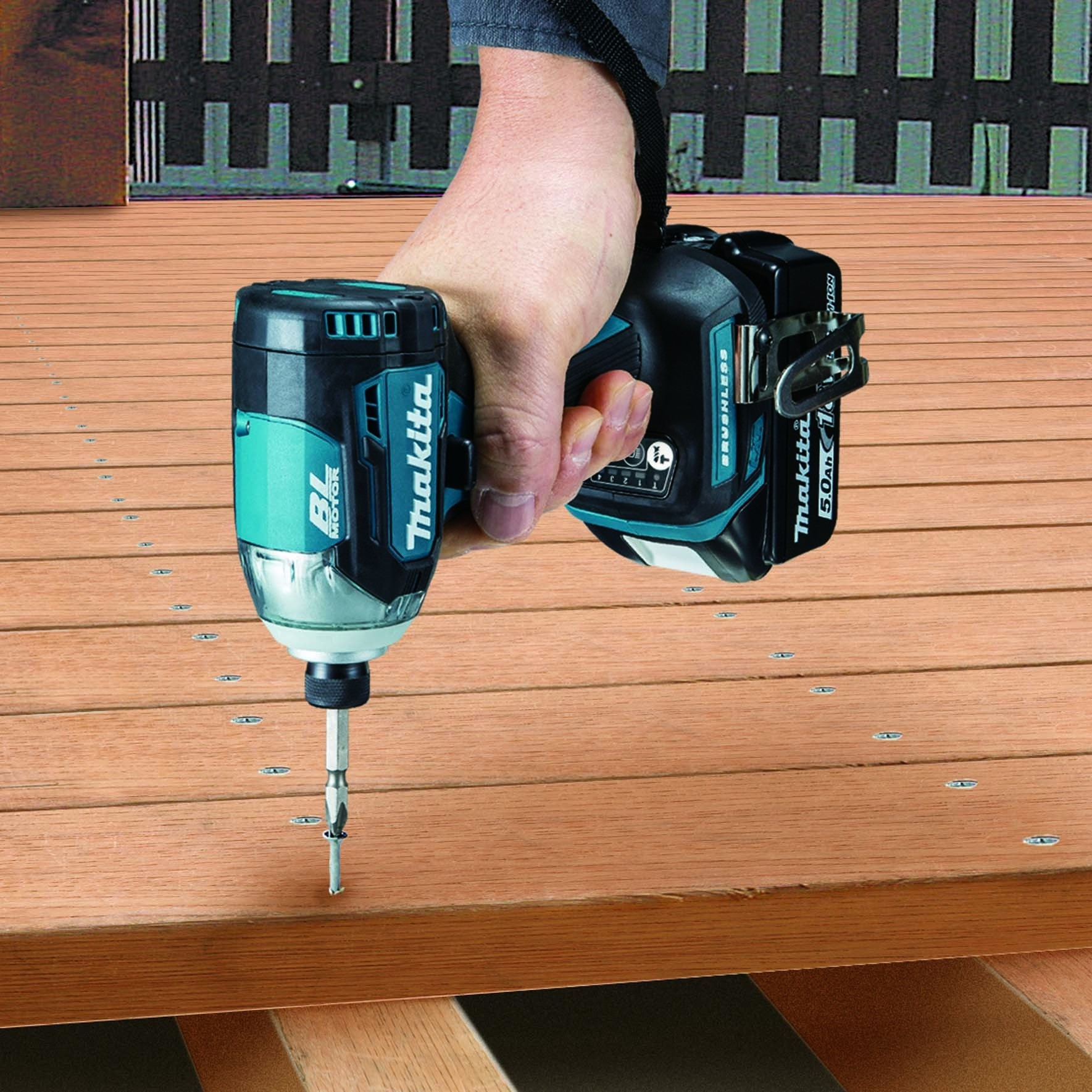 ... Li-Ion Brushless Cordless Impact Driver Body Only | Powertool World
