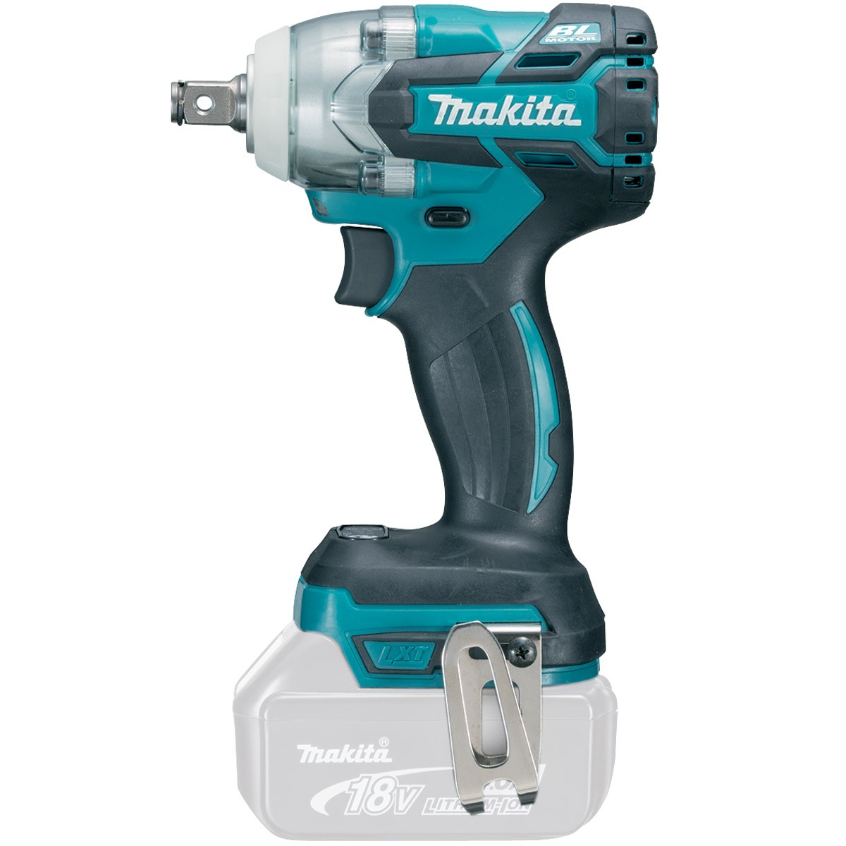 "Makita DTW281Z LXT 18v Brushless 1/2"" Impact Wrench Body Only"