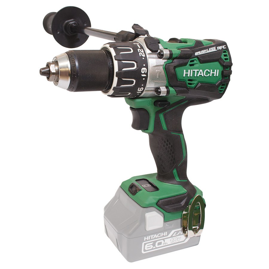 Hitachi DV18DBXLN 18v Brushless Combi Drill Body Only