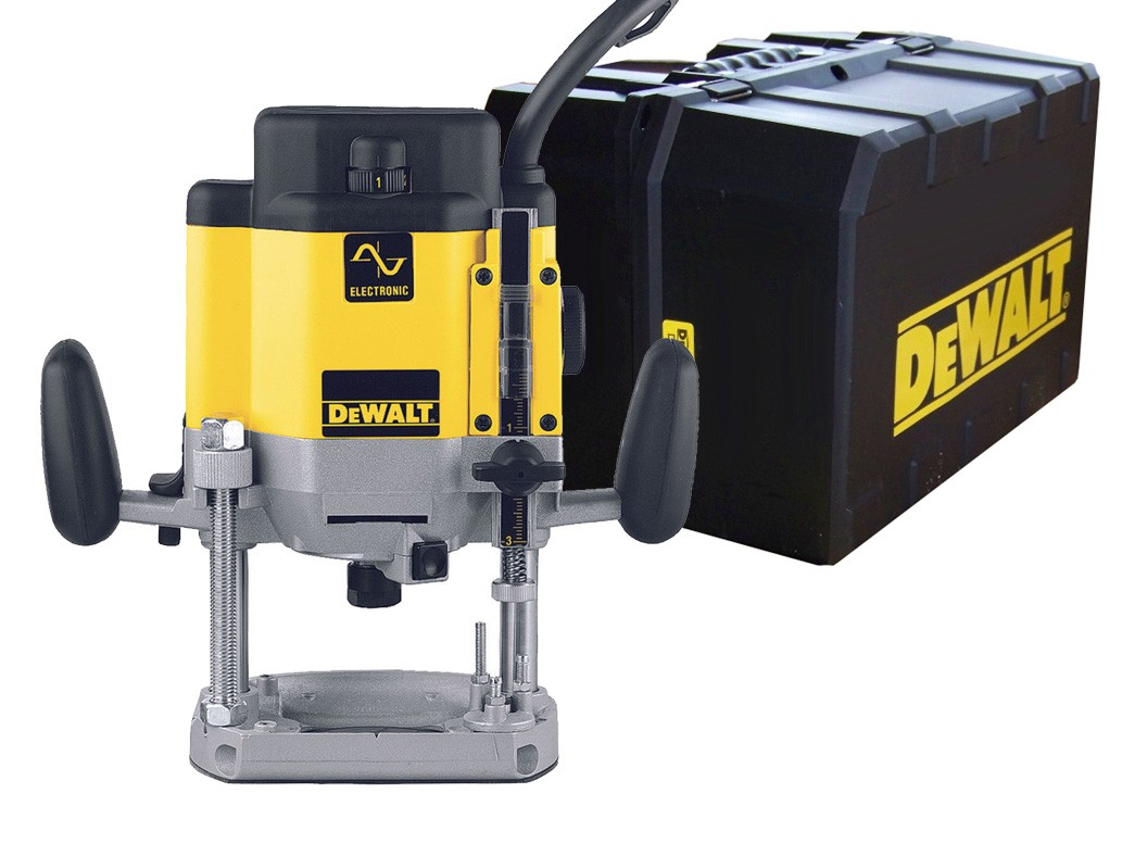 DeWalt DW625EK Router Variable Speed 2000w