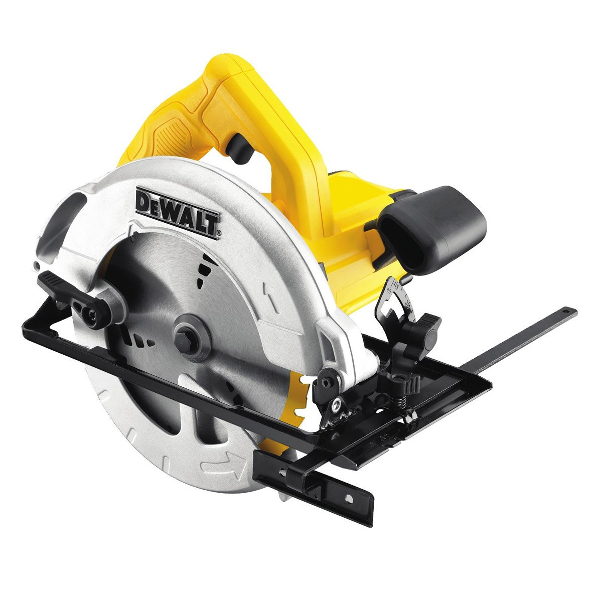 DeWalt DWE560 Compact Circular Saw with 65mm Depth of Cut