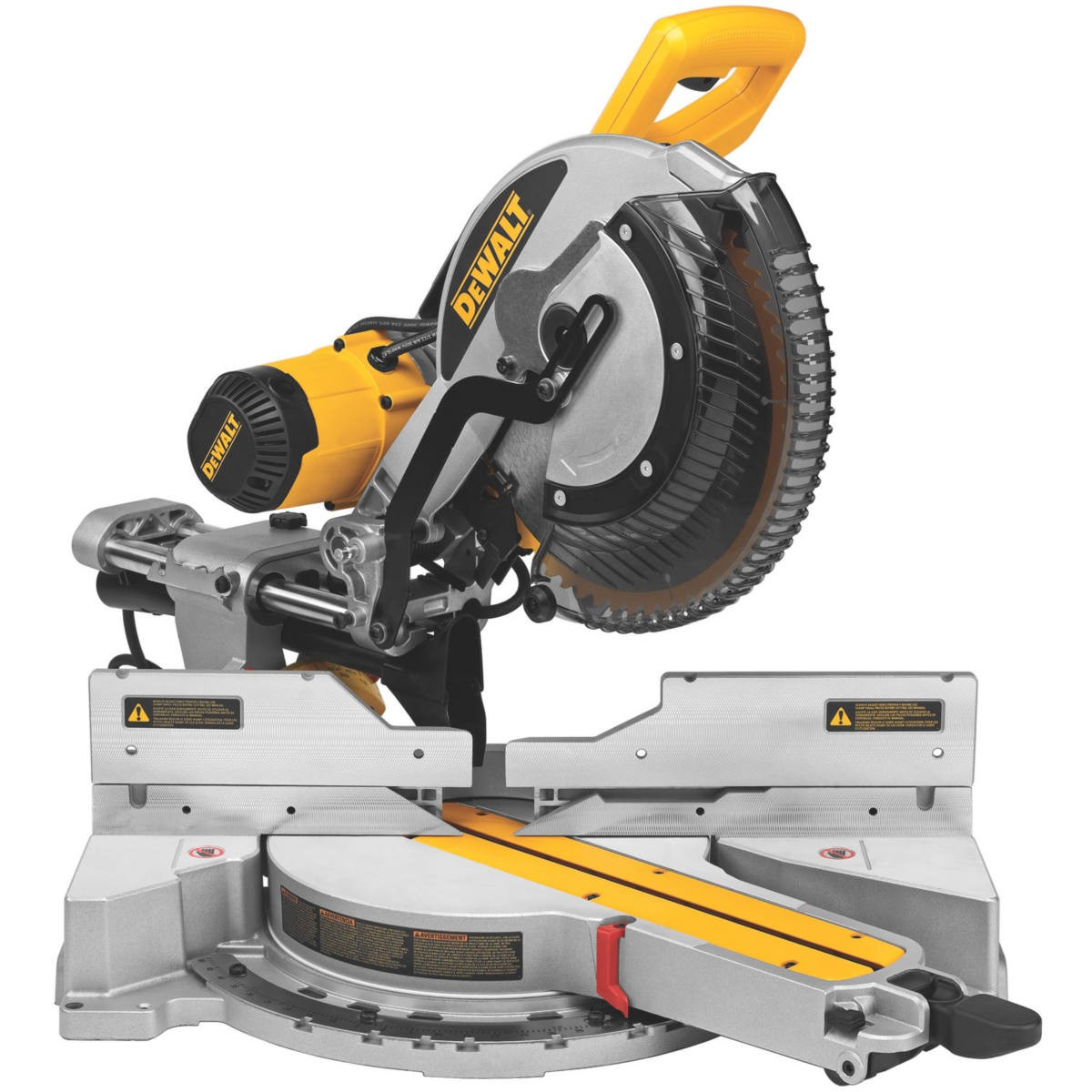 DeWalt DWS780 GB Double Bevel Mitre Saw 240v