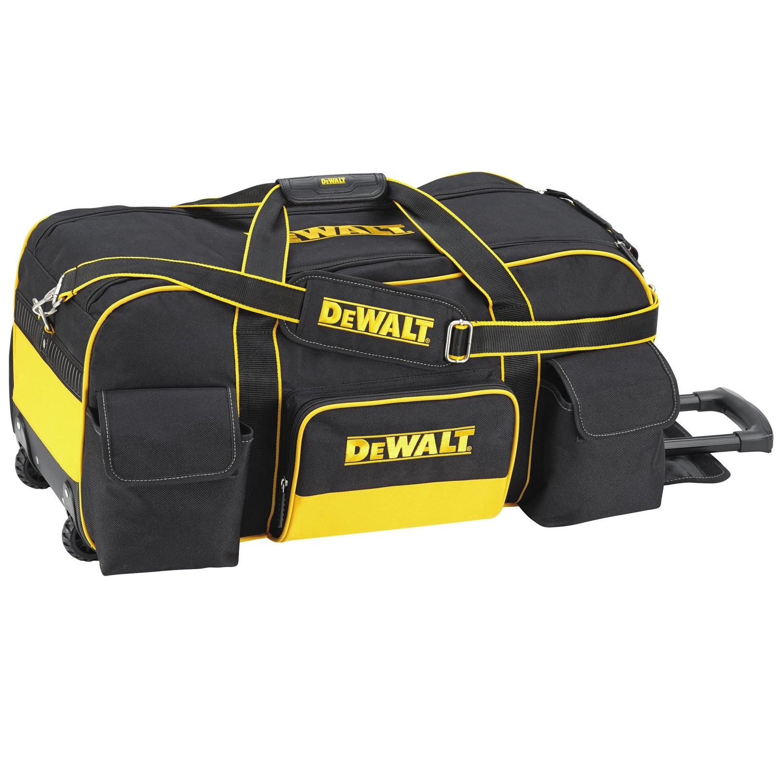 DeWalt DWST1-79210 Large Duffel Trolley Bag with Wheels 26""