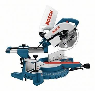 "Bosch GCM 10 S 10"" Single Bevel Sliding Mitre Saw 110v"
