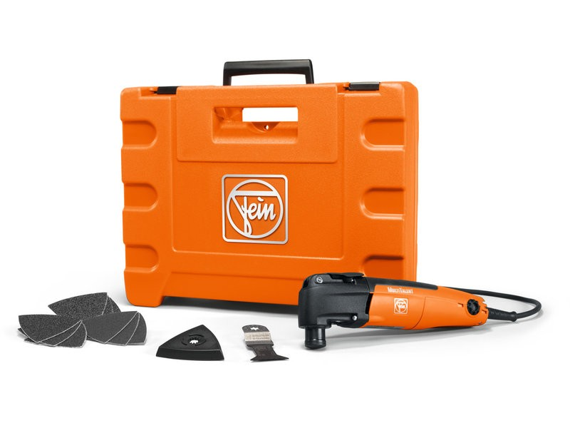 Fein FMT250Q Multi Talent Quick Start Multi Cutter Kit