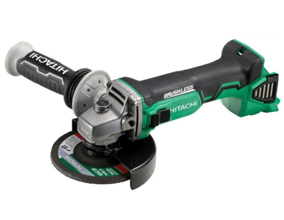 Hitachi G18DBL/W4 18v Brushless Angle Grinder Body Only