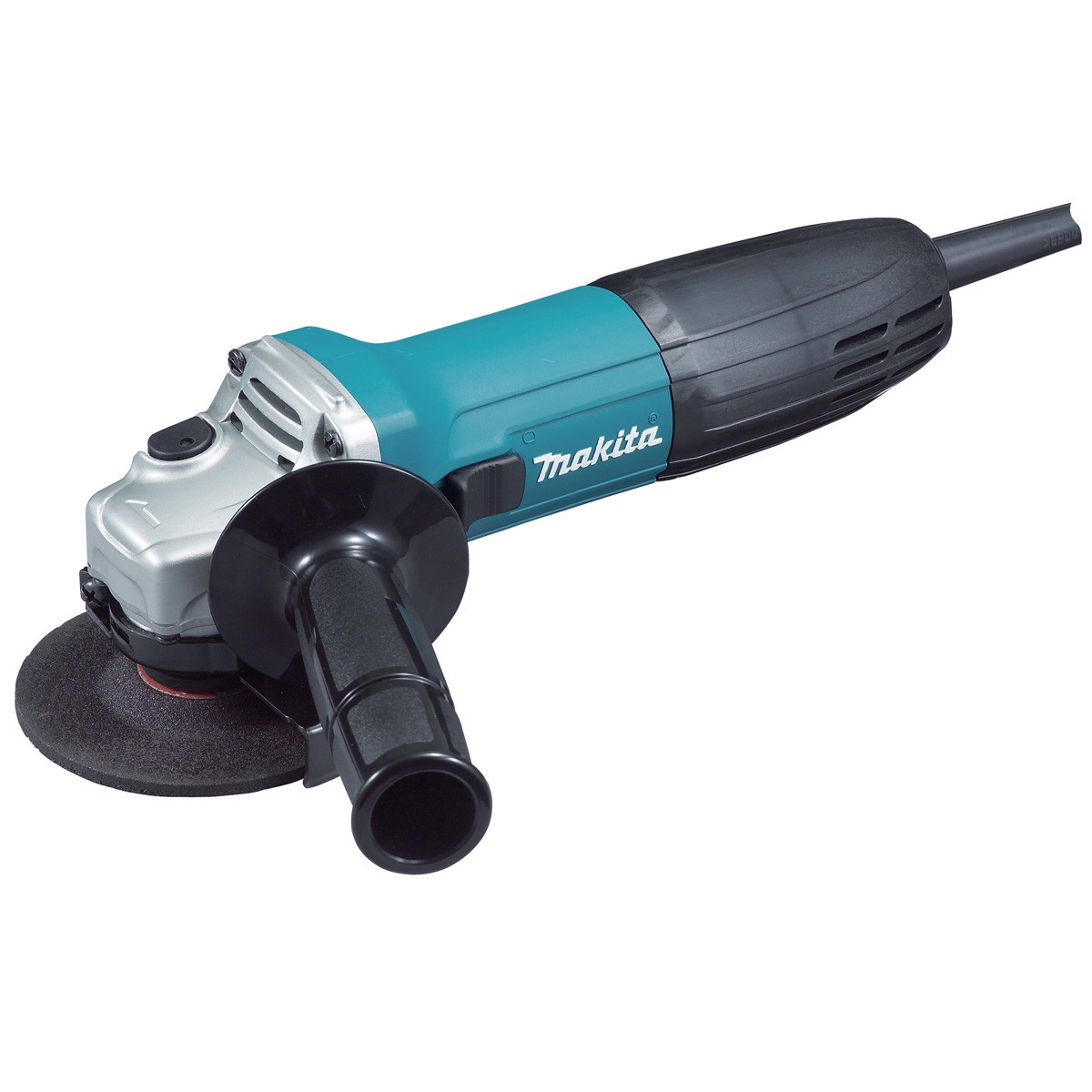 Makita GA4030R 100mm Slim Angle Grinder 720W with Anti-Restart