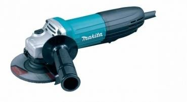 Makita GA4034 240v Angle Grinder with Paddle
