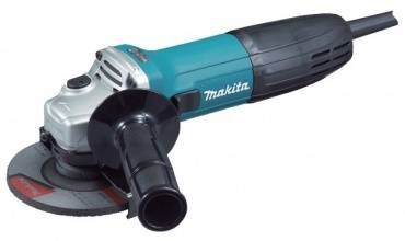 Makita GA4530 115mm Slim Design Angle Grinder 110v