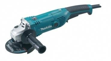 Makita GA5021 125mm Angle Grinder with Side Handle 110v
