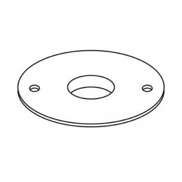 Trend WP-T3/073 Guidebush Offset plate T3 Uk/Usa