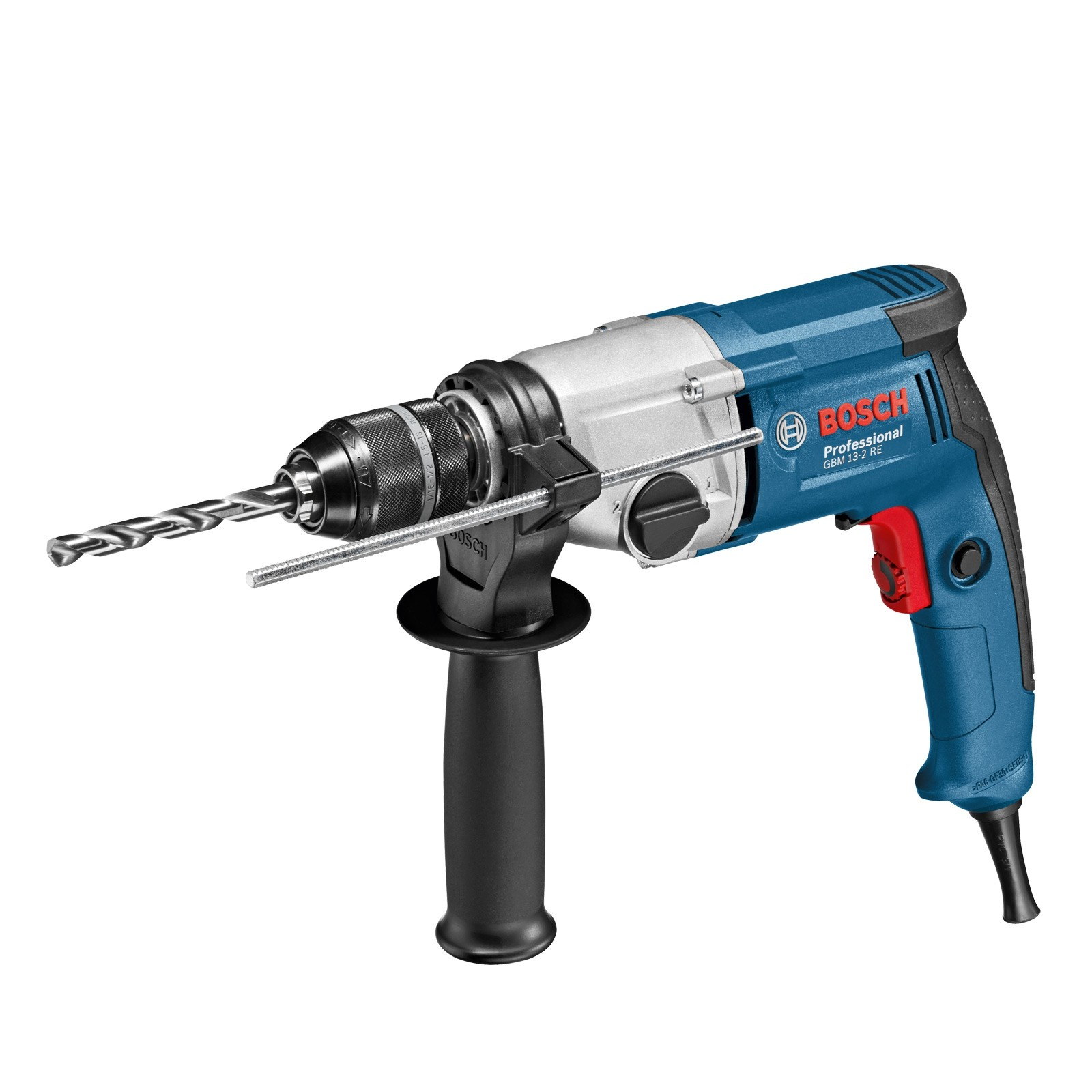 Bosch GBM 13-2 RE Two Speed Rotary Drill 110v
