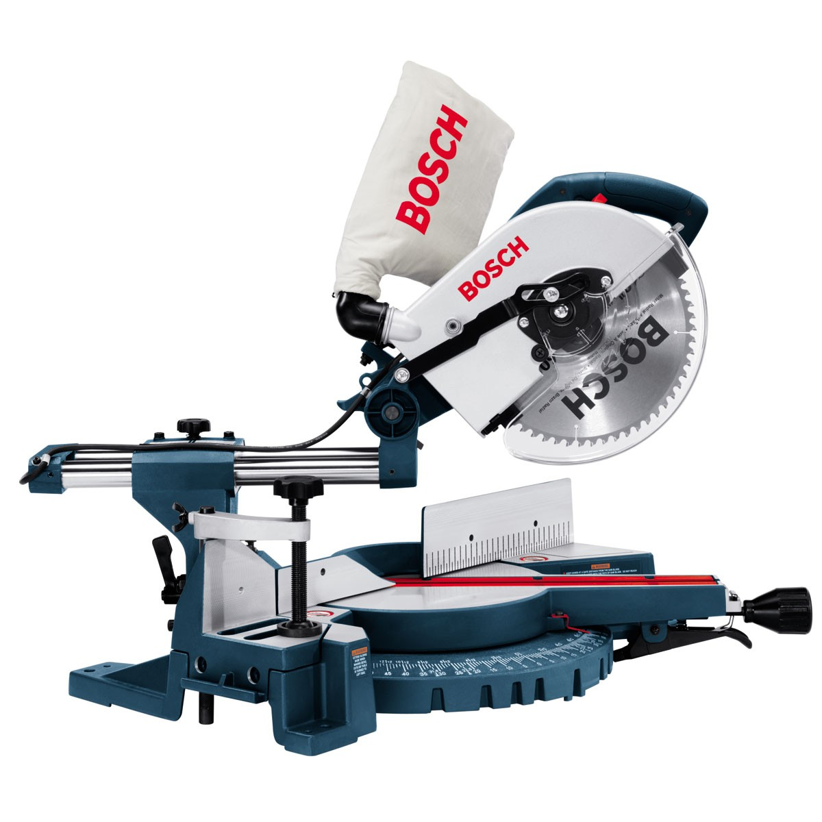 "Bosch GCM 10 S 10"" Single Bevel Sliding Mitre Saw"