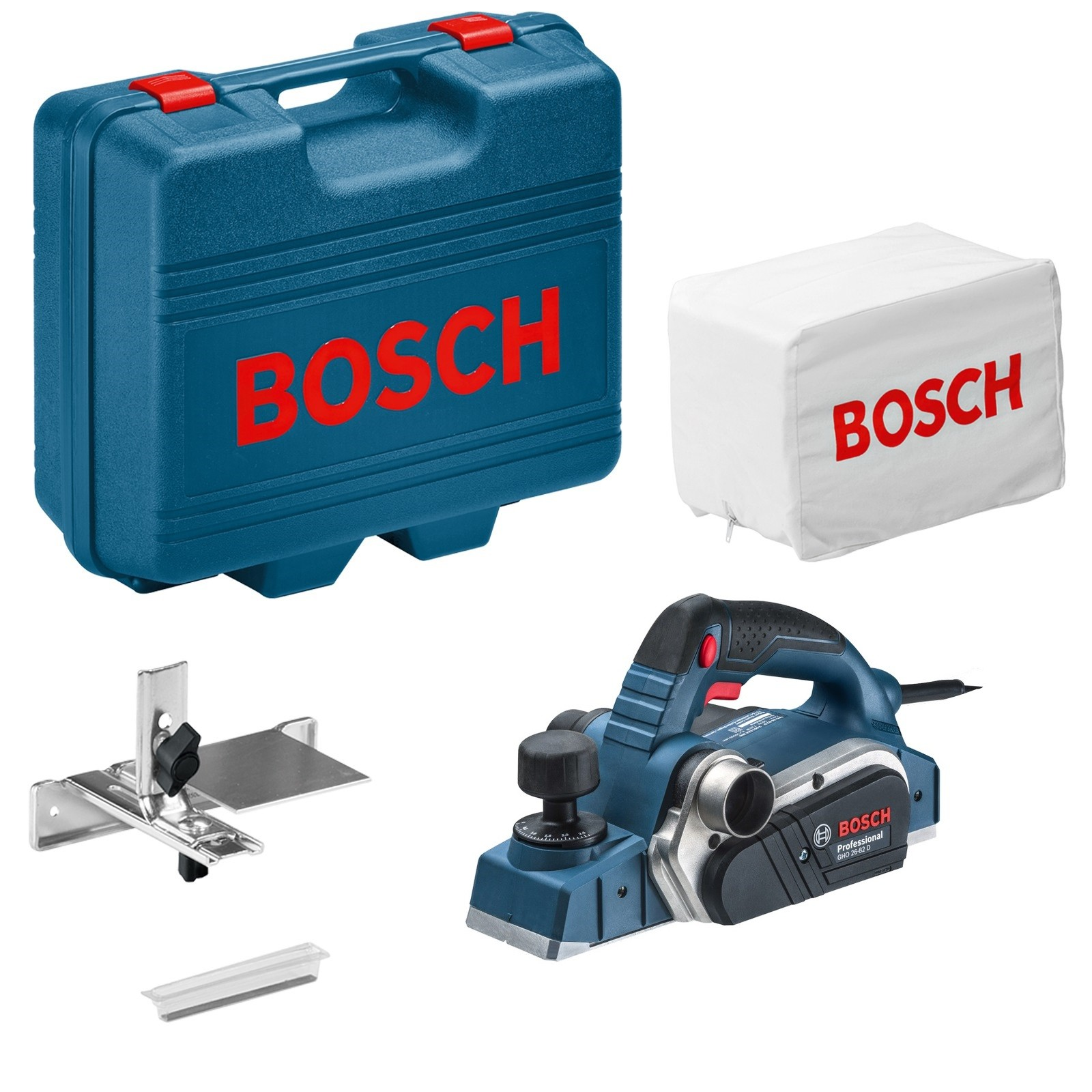 Bosch GHO 26-82 D Professional 710W Planer 110v 06015A4360