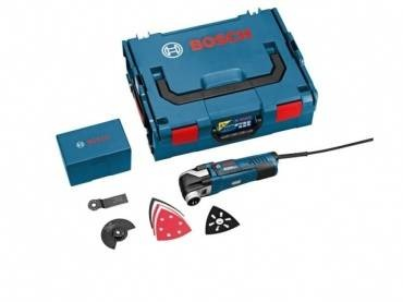Bosch GOP 300 SCE 110v inc 8 Accessories in L-Boxx