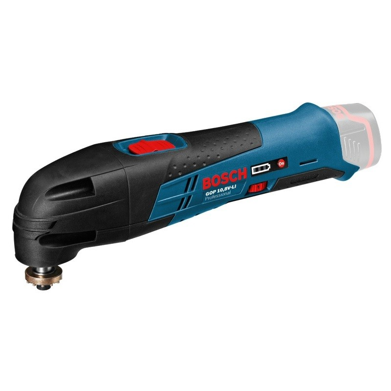 Bosch GOP 10.8 V-LI Multi Cutter Body Only