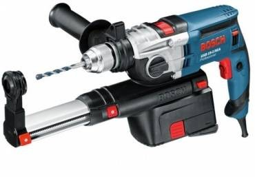 Bosch GSB 19-2 REA 240v inc Dust Extraction