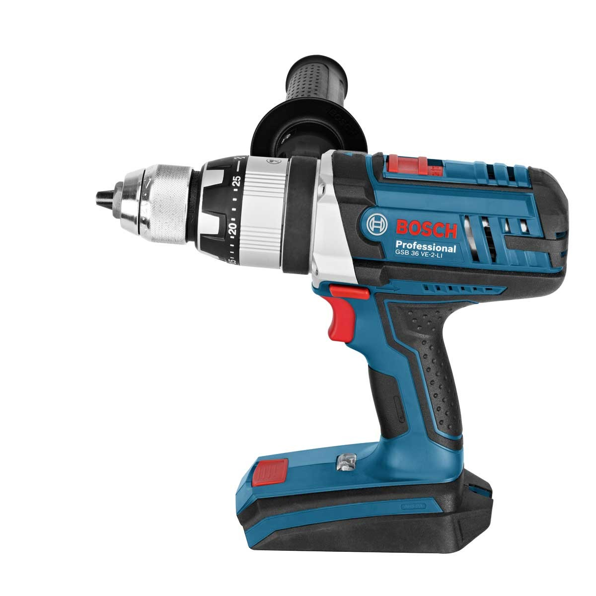 bosch gsb 36 ve 2 li 36v combi drill body only in l boxx powertool world. Black Bedroom Furniture Sets. Home Design Ideas
