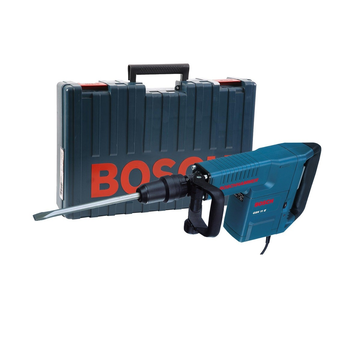 Bosch GSH 11 E 240v with SDS Max 0611316742