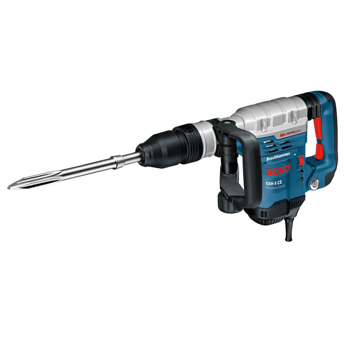 Bosch GSH 5 CE Demolition Hammer with SDS Max