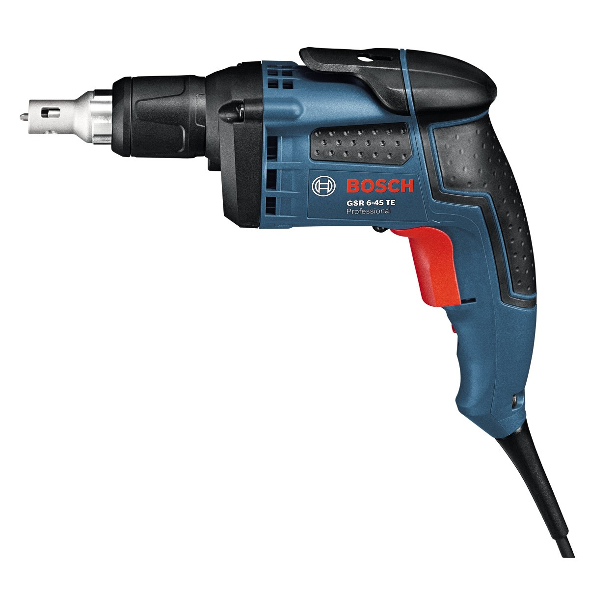 bosch gsr 6 45 te professional drywall screwdriver powertool world. Black Bedroom Furniture Sets. Home Design Ideas