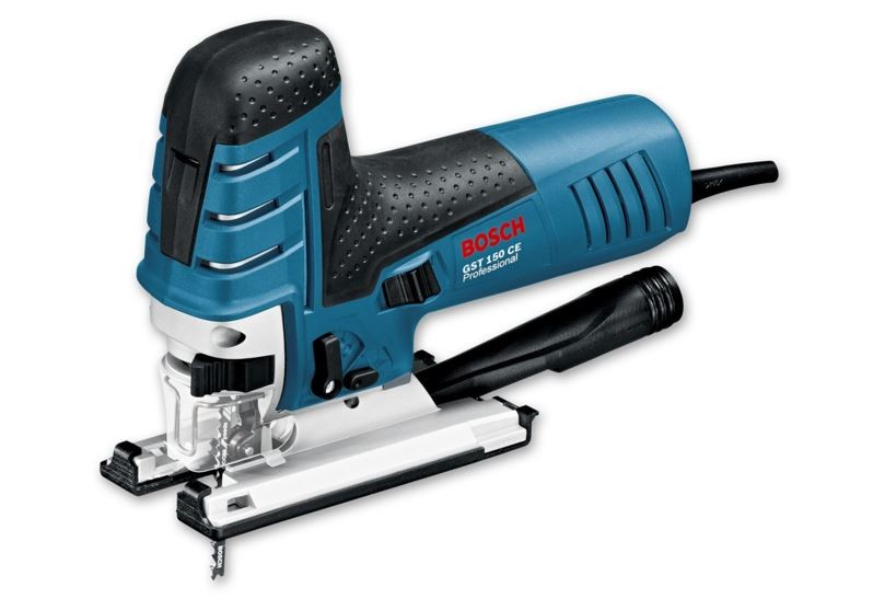 Bosch GST 150 CE 780W Barrel Grip Jigsaw 240v