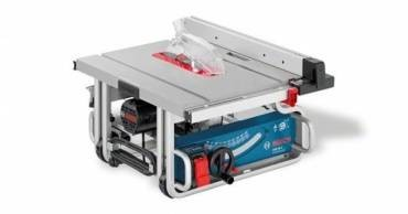 "Bosch GTS 10 J 10"" Table Saw 240v"