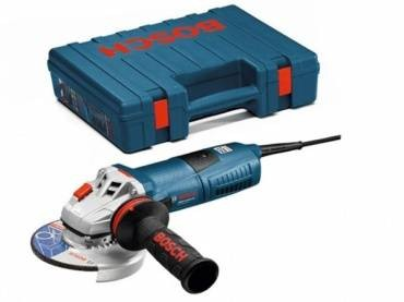 Bosch GWS 12-125 CI 240v with Anti Vibration & Case