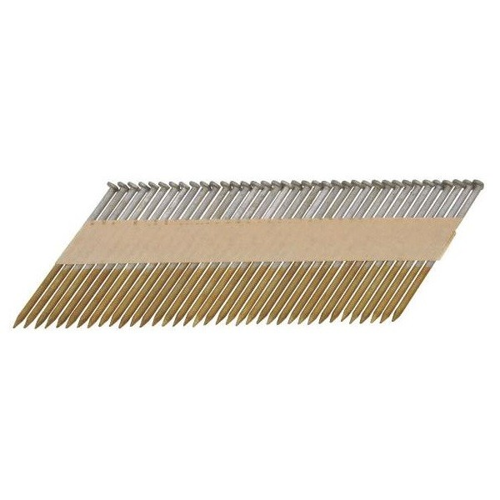 Hitachi 3.1mm x 50mm Electro Galvanized Ring Clip Nails (3000pcs) 705481