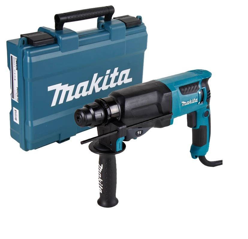 Makita HR2610 26mm SDS+ Rotary Hammer Drill 110v