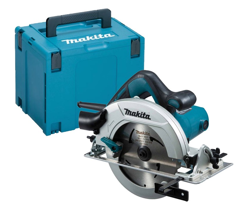 Makita HS7601J Circular Saw in MakPac Carry Case 110v