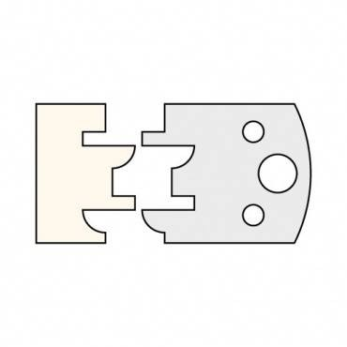 Trend IT/3409640 Limiter 38mm x 4mm (pair)