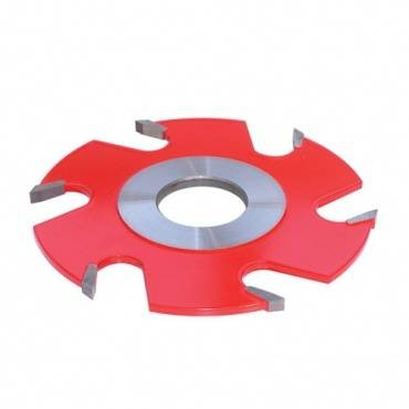 Trend IT/7070107 Grooving Cutter 6mm 125X6X31.75