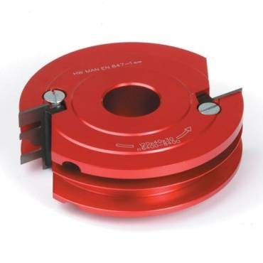 Trend IT/7420347 Tongue and groove cutter profile 4 120X40X31.8