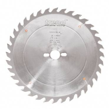 Trend IT/90101806 MW-Rip & Cross Cut  sawblade 350X30X42